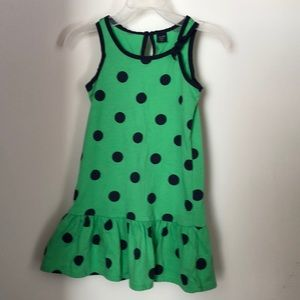 Dotted Sundress, size 3T